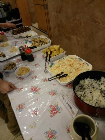 Toyoko Inn Kitami Ekimae: 朝食ブッフェ