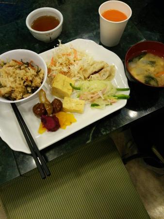 Toyoko Inn Kitami Ekimae: 朝食