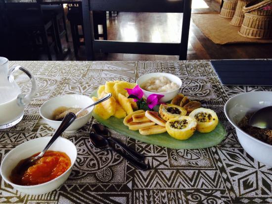 Palmlea Farms: Frühstück