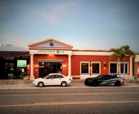 GreekTown Grille exterior