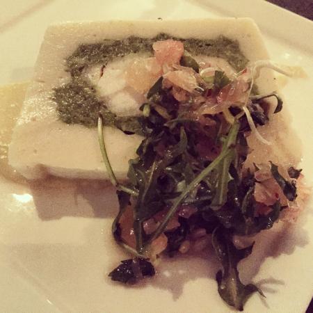 Manna: tuna and scallops