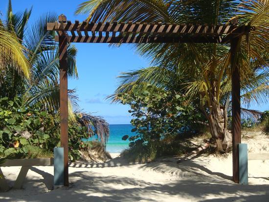 Culebra Beach Villas Path To Flamenco