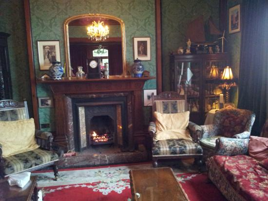 Villa Rothsay Hotel: The lounge