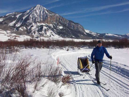 Crested Butte Nordic Center.