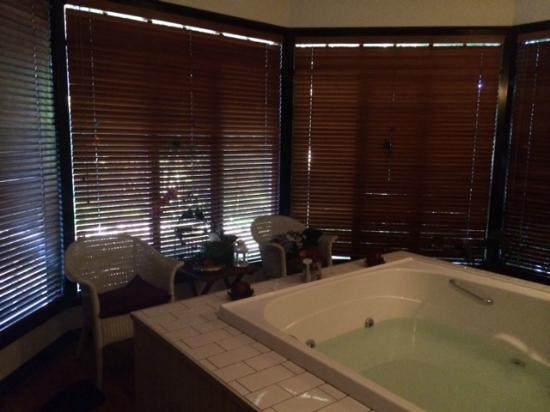 Merrow Cottages : Spa room