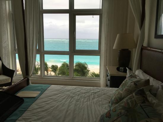 Seven Stars Resort : View of window in the bedroom