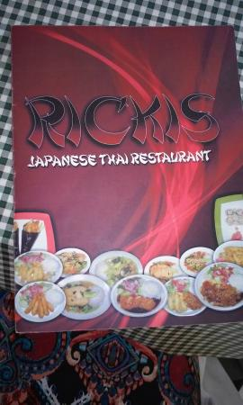 Ricky's Japanes and Thai Food Restaurant
