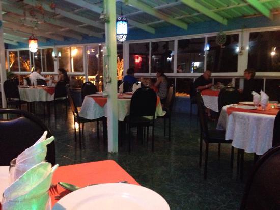Niko's Restaurant: Restaurante