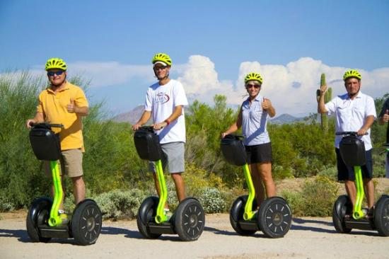 Segway Tours - Desert Ridge