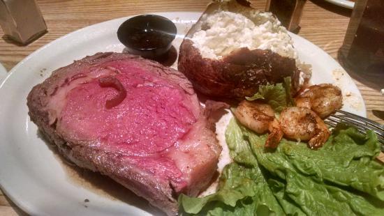 Montana Mike's Steakhouse: Yummmmy!!!
