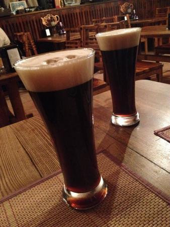 Old Edgar: nice beer!
