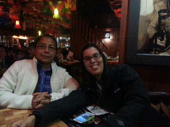 Casa Bariachi: cantina like atmosphere