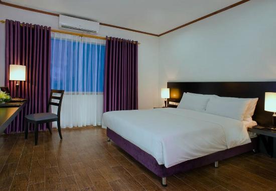 Thang Long GTC Hanoi Hotel: My room