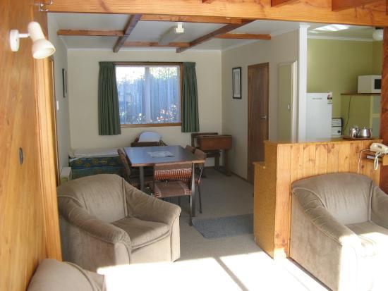 Tongariro River Motel: Unit 4