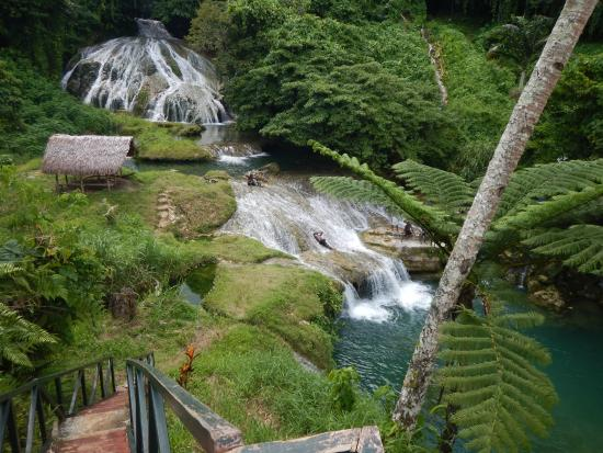 Atmosphere Tours: lololima cascades