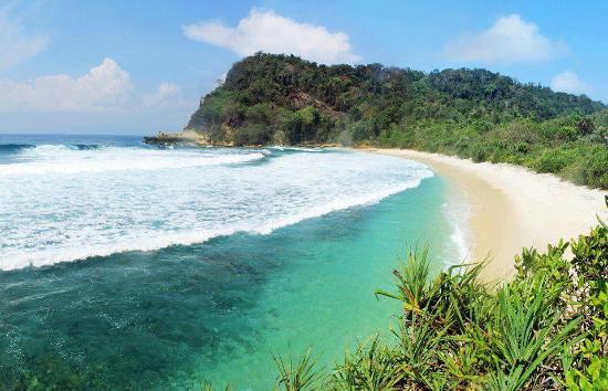 Tulungagung, إندونيسيا: Pantai Sanggar