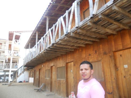 Posada Brisa Marina: Inside hotel common area