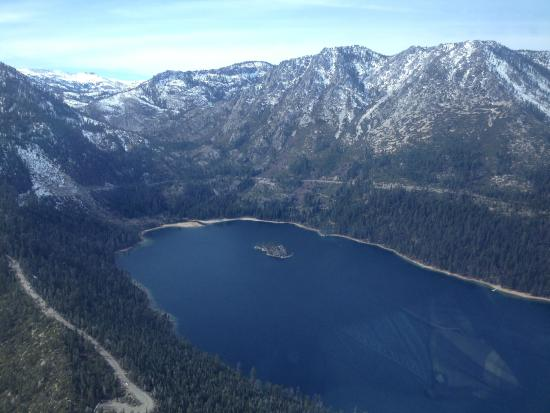 RenoTahoe Helicopter  Picture Of Pacific North Helicopters South Lake Taho