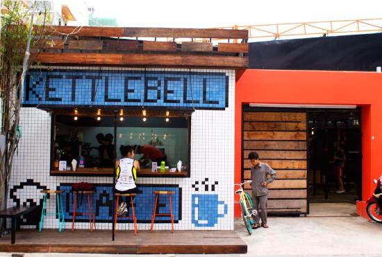 CrossFit Amatak Kettlebell Cafe