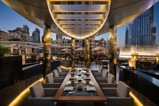 Zeta Restaurant Lounge - TEMPORARILY CLOSED