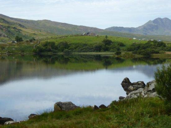 Snowdonia National Park: 1 hour drive circuit Snowdonia N.P.