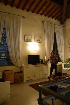 Palazzo Niccolini al Duomo: suite duomo
