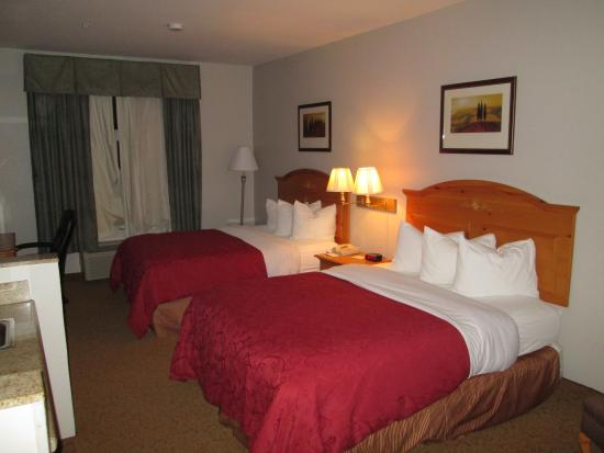 Country Inn & Suites By Carlson, Austin-University: Nice Beds
