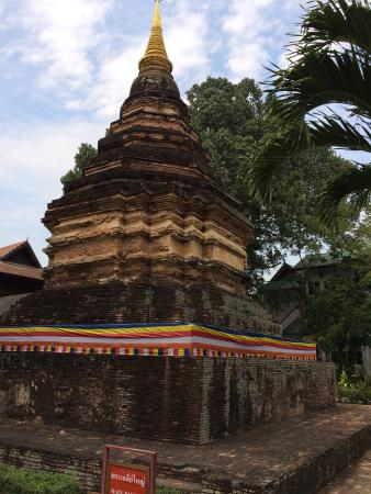 Wat Umong Mahathera ChanTemple