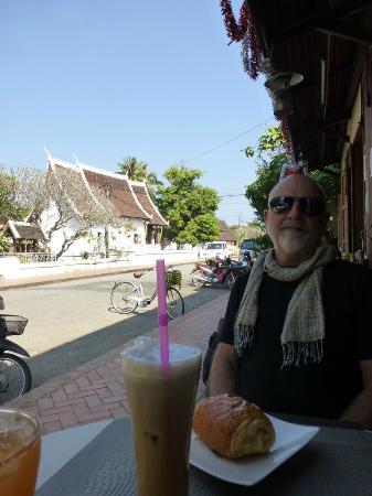 Le Banneton Cafe: Pastry, then the Vat Sop Sickharam