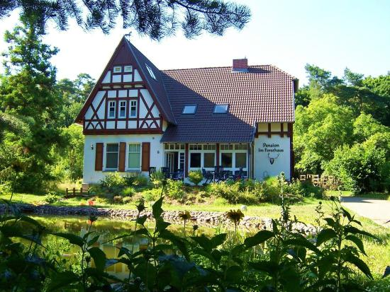 Pension im Forsthaus