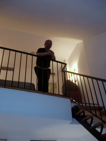 Exe Gran Hotel Solucar: En la planta alta de la habitación