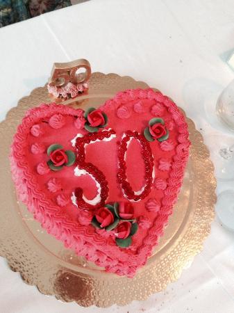 Torta 50 Anni Di Matrimonio Picture Of Da Caliendo Bacoli