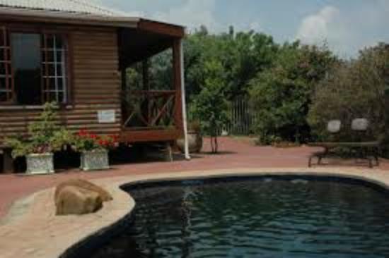 Klip-Els Guest Lodge: Rock Pool