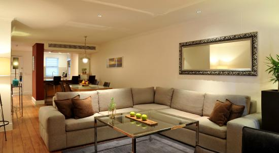 Radisson Blu Hotel Waterfront, Cape Town : 2 Bedroom Suite