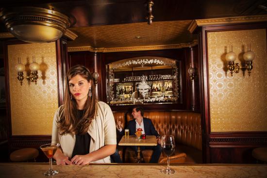 The Plaza Hotel: Victoria Bar