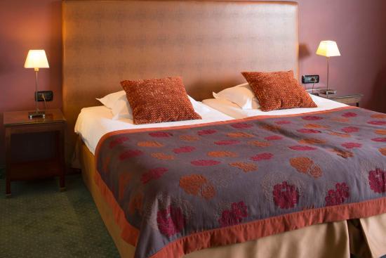 The Plaza Hotel: Balcony Room Deluxe