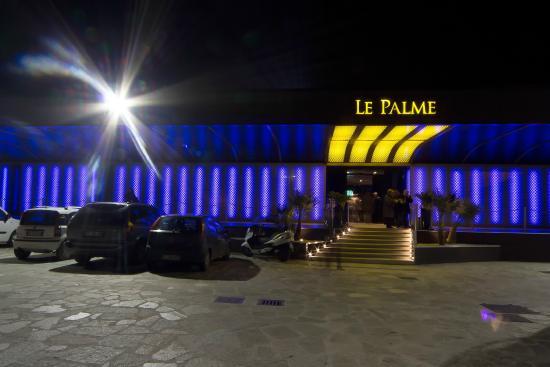 Casino Le Palme: Facciata Ingresso