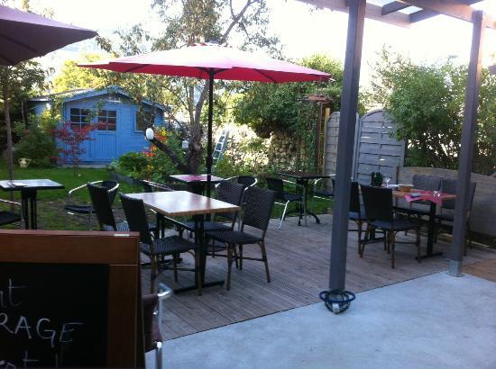 Restaurant Le Garage : Restaurant le garage saint etienne de crossey restaurant