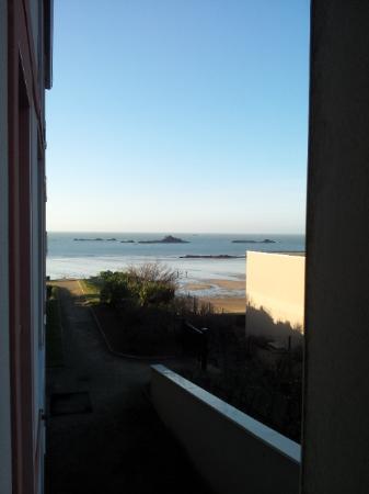 Residence Reine Marine : vue du balcon