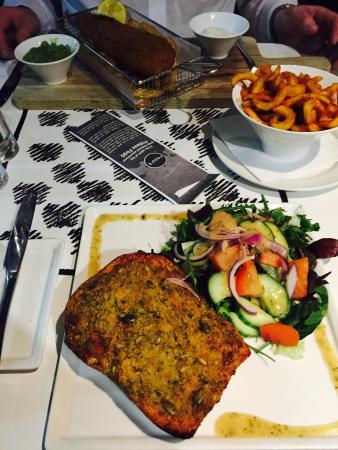 Foggs Kitchen & Bar: Dinner