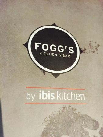 Foggs Kitchen And Bar Menu