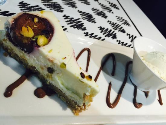 Foggs Kitchen & Bar: Cheesecake