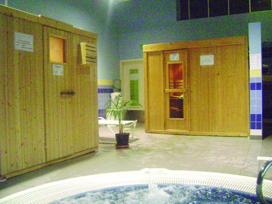 Sauna hammam et jacuzzi de l 39 espace des sources chaudes for Espace sauna hammam