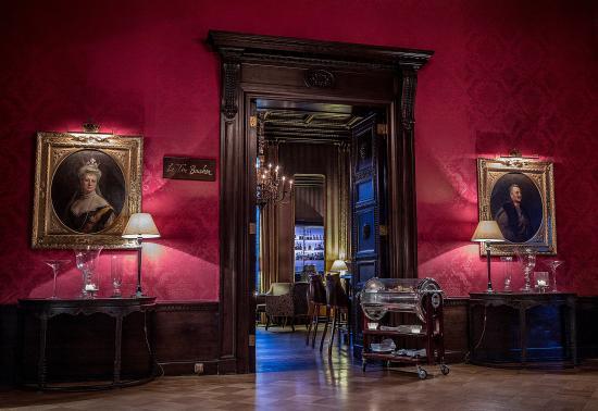 Patrick Hellmann Schlosshotel: Bar