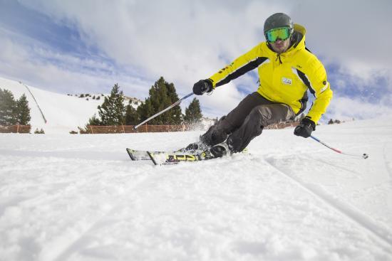 L'Esquí Club Meganeu