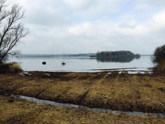 Chew Valley Lake: The lake