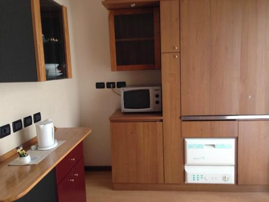 Litoraneo Suite Hotel: angolo cucina