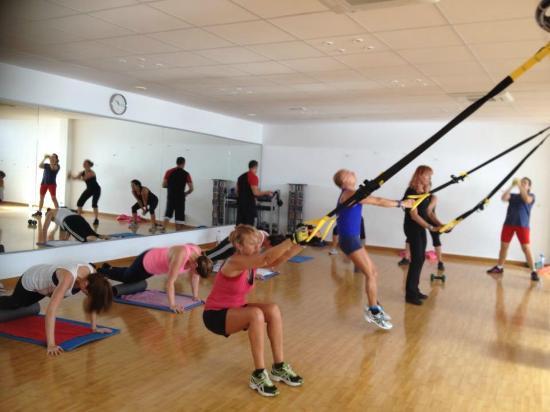 clase de entrenamiento funcional picture of gimnasio