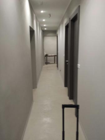 Les Chambres d'Or Hotel: Corridoio camere 5° piano via Catone