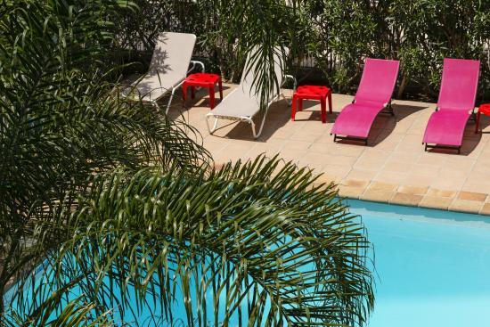 Hotel Spa Beau Sejour: piscine exterieure 2